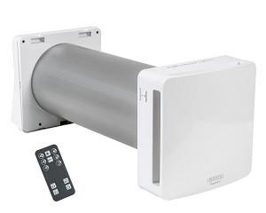 VMC decentralizzata: sistema di ventilazione con unità puntuali