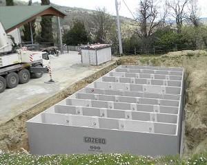 Impianti di Recupero Acqua Piovana per Aziende Agricole, Vitivinicole e Vivaisti