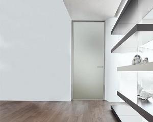 06.Porte in Vetro e Alluminio per interni