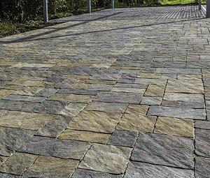 Linea RocciaBlock®: masselli per pavimentazioni esterne pregiate