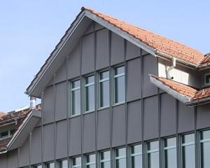 Pannelli VMZ Composite per facciate ventilate