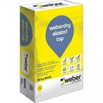 Weberdry elasto1 top: guaina elasto-cementizia