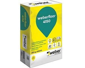 Weberfloor 4150: autolivellante cementizio per interni