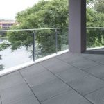 Lastre in pietra ricostruita per pavimentazioni esterne Evergreen