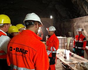 MasterRoc: tecnologie per settore minerario e opere in sottosuolo