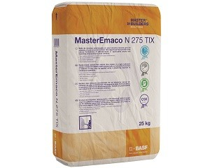 MASTER EMACO N 275 TIX: MALTA DA INTONACO