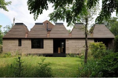 Wood Awards 2019, Gold Award & Private Winner - Cork House