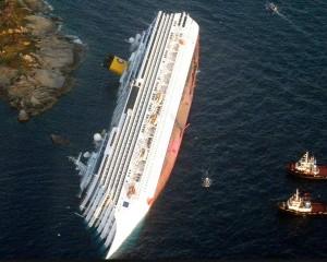 Per il recupero della Costa Concordia,18.000 tonnellate di cementi speciali