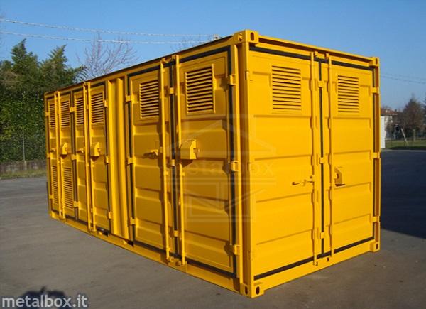 Container C/P