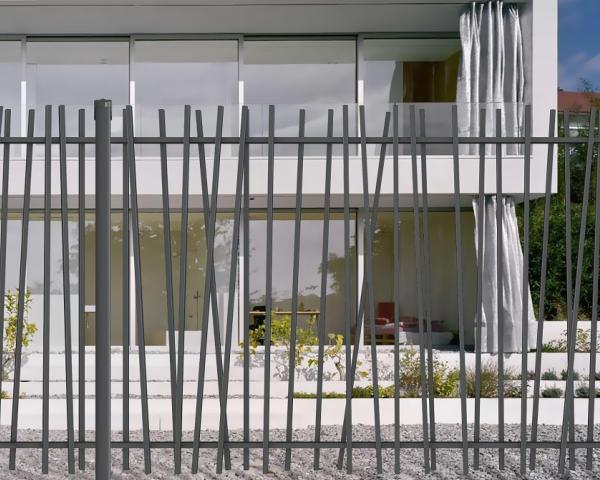 Creazen recinzione per il residenziale - Recinzione casa prezzi ...