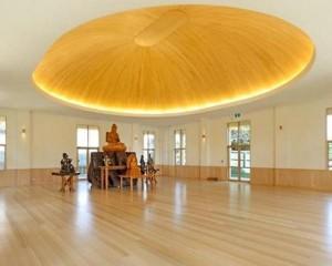 Cupola in legno di acero americano