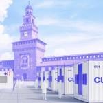 CURA, container riconvertiti in unità intensive di emergenza