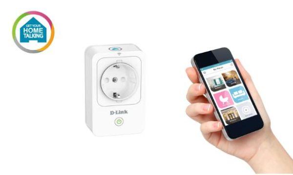 E' di D-Link un dispositivo multi-uso che permette di monitorare gli elettrodomestici portatili e le luci di casa
