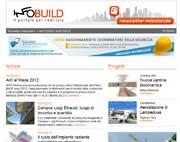 Newsletter n. 1 – Infobuild, il Portale per l'Edilizia
