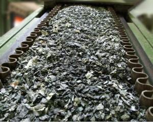 Riciclaggio dei materiali per costruzioni