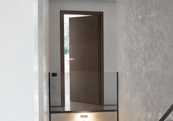 Porta designed by Ettore Sottas