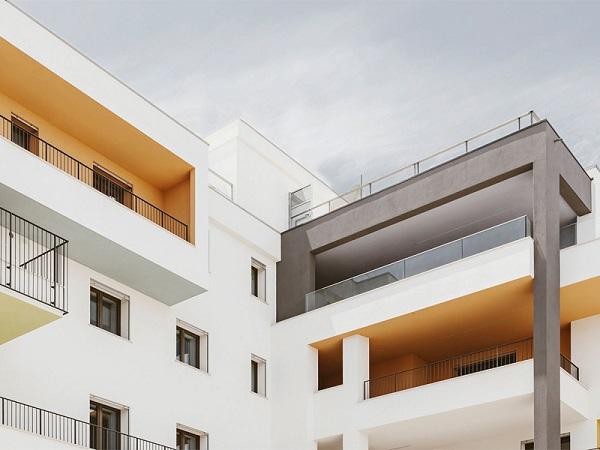 Architettura residenziale integrata