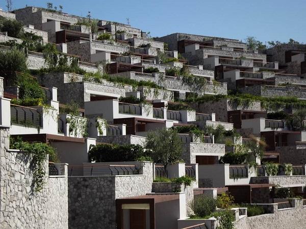 Dettaglio delle residenze
