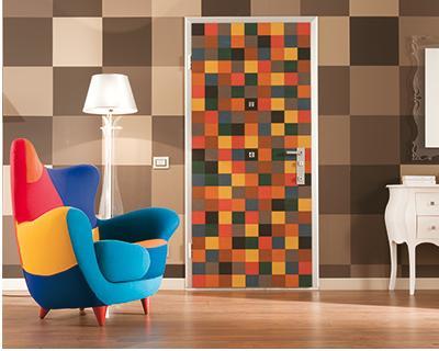 pannelli decorativi per porte : ... per caratterizzare ulteriormente la propria abitazione o la propria