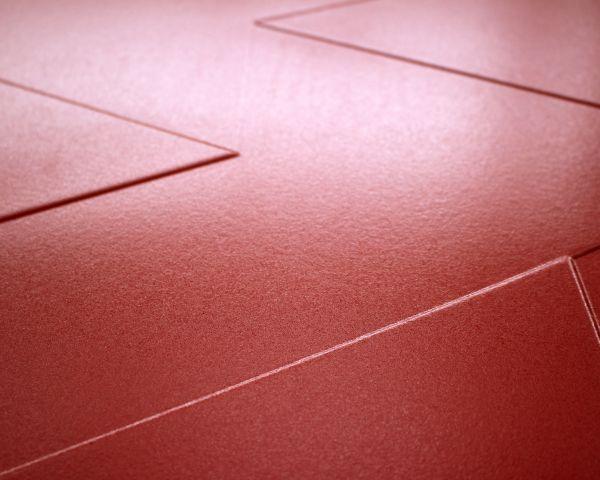 Fractile: lastre tridimensionali uniche e irripetibili di Casalgrande Padana