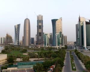Un cantiere a cielo aperto per il Qatar che si prepara ai mondiali di calcio 2022