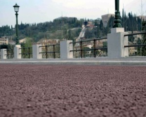 Le pavimentazioni per esterni dalle elevate performance grazie al calcestruzzo DrainBeton