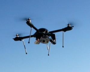 I Droni per aiutare nei dissesti idrogeologici 1