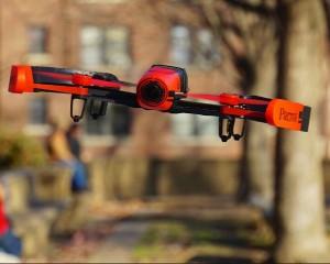 Droni per sorvegliare il territorio