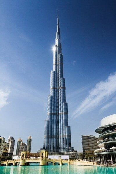 Il Burj Khalifa di Dubai