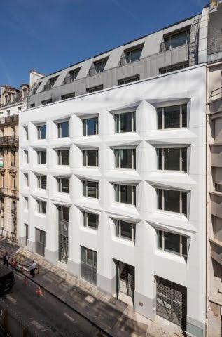A Parigi un complesso immobiliare riqualificato da Axel Schoenert Architectes