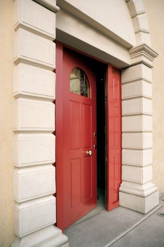 Collezione EX.edra: porte blindate per ingresso da esterno