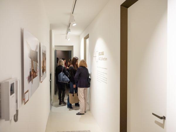 Design e innovazione per ECLISSE 40 Collection presentata nello show room di Milano