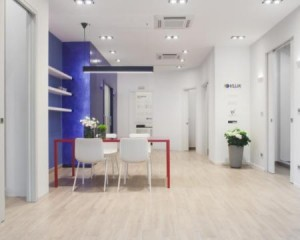 Primo showroom a Pescara per Eclisse