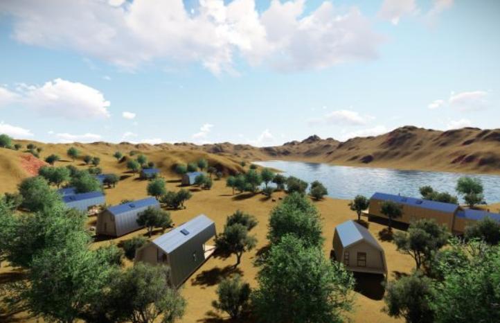Ecokit: la casa ecologica che si assembla facilmente