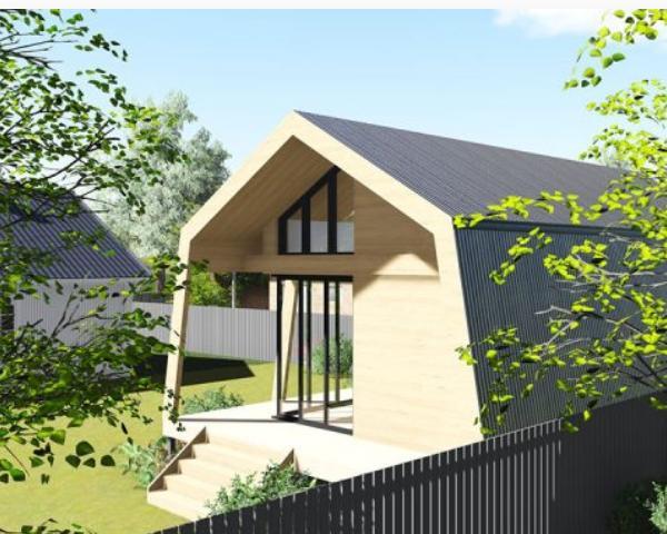 Ecokit, la casa ecologica, su misura, racchiusa in un pacco
