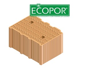 02.Ecopor: laterizi per muratura ad alte prestazioni
