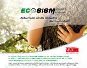 ECOSISM: costruire antisismico a risparmio energetico