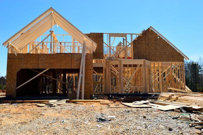 Costruire a secco: struttura a telaio in legno