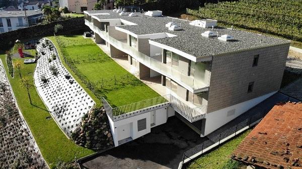 Edificio residenziale a Riva San Vitale