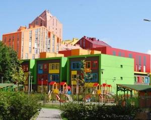Comfort Town, il quartiere dai colori pastello che rende felici i suoi abitanti