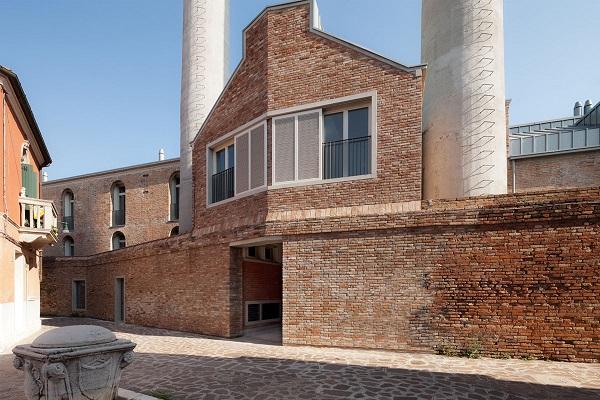 Le Conterie, area industriale dismessa di Murano - Venezia