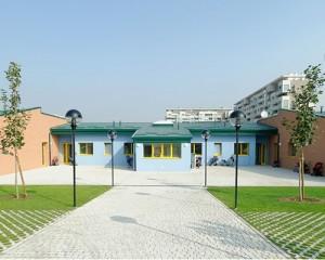 Scuola materna e asilo nido a prova di fuoco