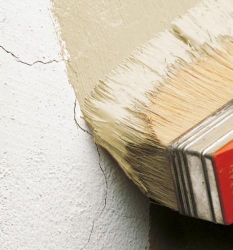 Pitturazione di superficie in calcestruzzo