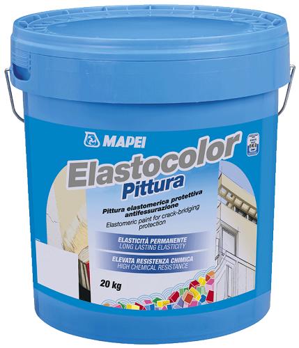 Pittura elastomerica protettiva