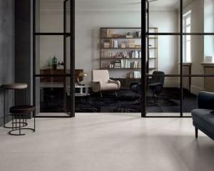 Per progettisti e privati Elements, collezione di pavimenti e rivestimenti in gres porcellanato per interni