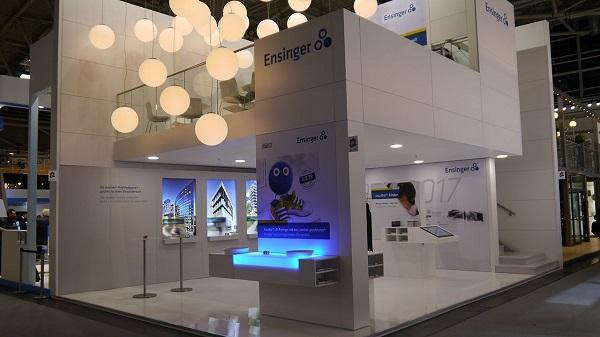 Ensinger parteciperà al BAU 2021
