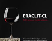 Pannelli ERACLIT-CL: botte piena e moglie ubriaca