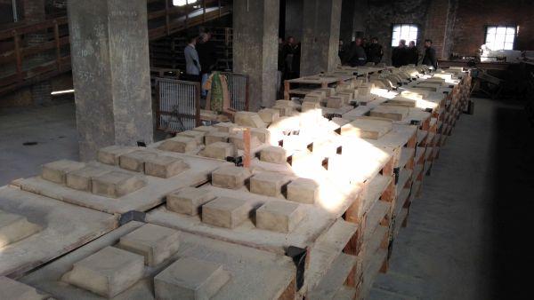 Processo di essicazione laterizi terreal SanMarco