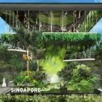 Expo 2020: Singapore si presenta con un padiglione green a energia zero
