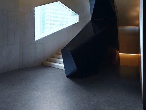 Pavimento vinilico effetto pietra EXPONA DESIGN di Liuni